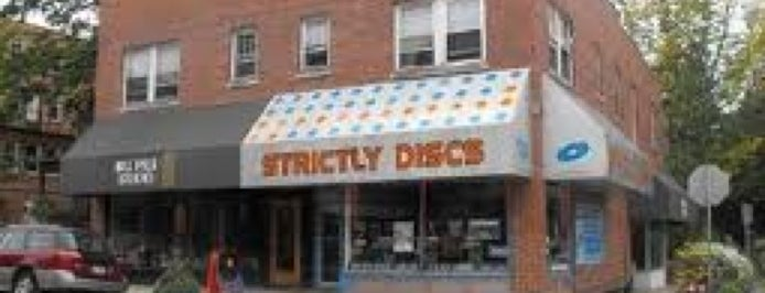 Strictly Discs is one of Madison.