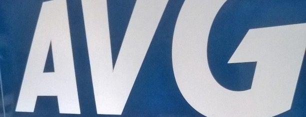 Adm 01 - AVG is one of Pontos de localização.