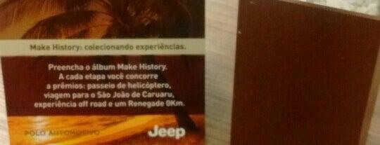 Refeitório da Jeep is one of Orte, die Fernando gefallen.