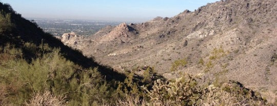 Phoenix Mountains Park and Recreation Area is one of Arizona.