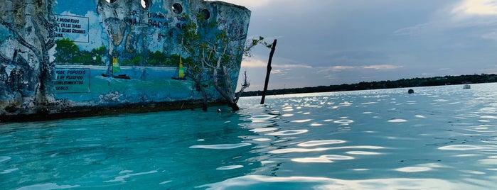 El Canal De Los Piratas is one of สถานที่ที่ Chilango25 ถูกใจ.
