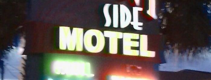 sunny side motel is one of Lugares favoritos de Lia.