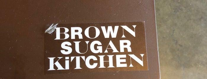 Brown Sugar Kitchen is one of Lugares guardados de Drew.