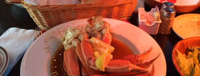 Crab Shanty is one of NYC.