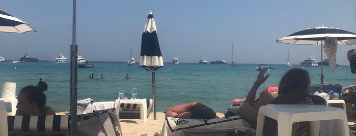 Maison Bianca is one of At Tropez beach lunch.