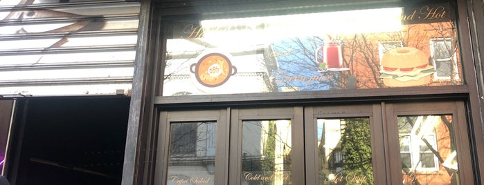 Hudson Bagel is one of To-Try: Greenwich Village, W. Village, Union Sq..