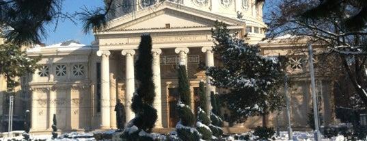 """Piața """"George Enescu"""" is one of Ghid de București."""