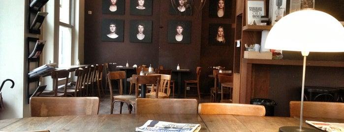 OR Espresso Bar is one of Belgium.