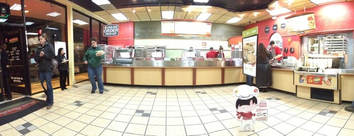 Papa Murphy's is one of My favs.