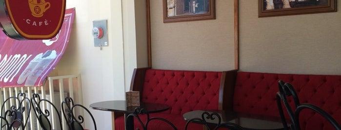 Café La Flor de Córdoba Chapalita is one of Posti che sono piaciuti a Ashanti.