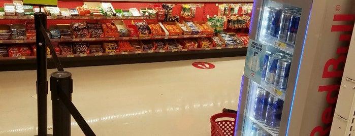 Target is one of Crystal : понравившиеся места.