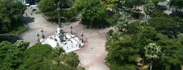 Largo do Campo Grande is one of Dadeさんのお気に入りスポット.