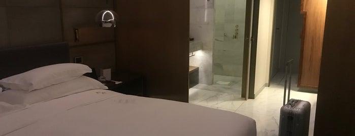 Hotel Almanac is one of Bcn fav.