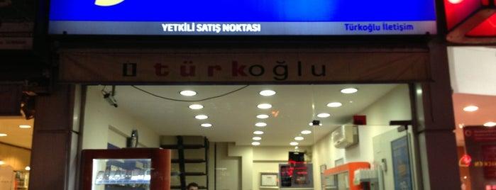 Türkoğlu İletişim is one of Tarabzon- Turkey.