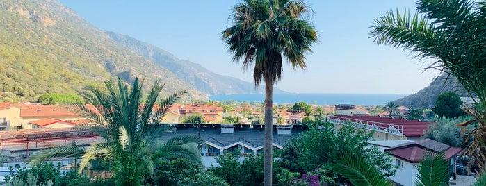 Morina Deluxe Hotel is one of 🏨 Fethiye & Göcek Otelleri.
