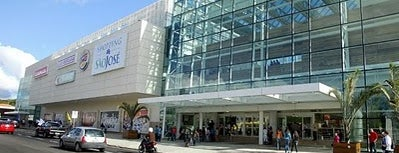 Shopping São José is one of SHOPPINGS CENTER.