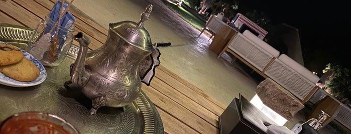 African Tea Lounge is one of Riyadh.