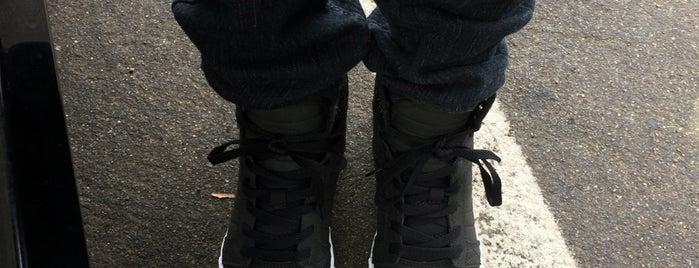 SUPRA Footwear is one of Los angeles.