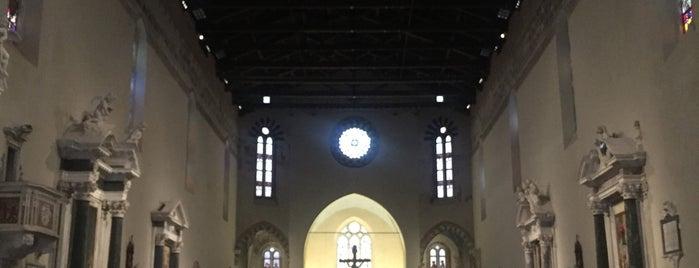 Chiesa San Francesco is one of Posti che sono piaciuti a Jasmine.