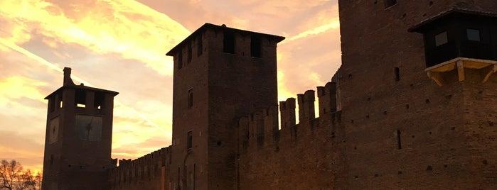 Castelvecchio is one of สถานที่ที่ Ico ถูกใจ.
