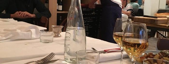 Chez Delphine is one of Restaurants II.