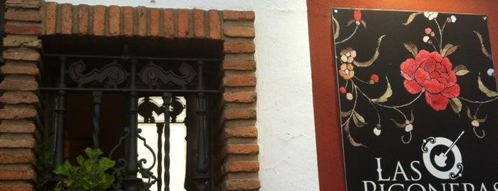 Restaurante Las Piconeras is one of Locais curtidos por Iñigo.