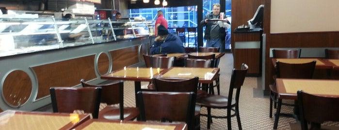 Georgio's Pizzeria is one of USA NYC MAN FiDi.