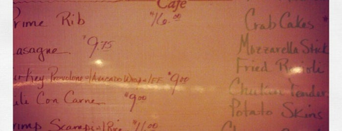 168 York St. Cafe is one of Gay Stuff.