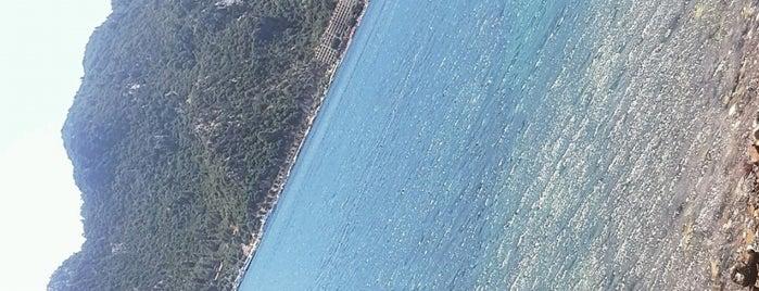 İçmeler Plajı is one of Orte, die Cem gefallen.
