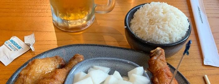 Bonchon Korean Fried Chicken is one of Wednesday adventures.