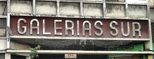 Galerías Sur is one of Santiago Centro 2.