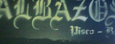 Albazos is one of Discotecas y Bares De Lima.