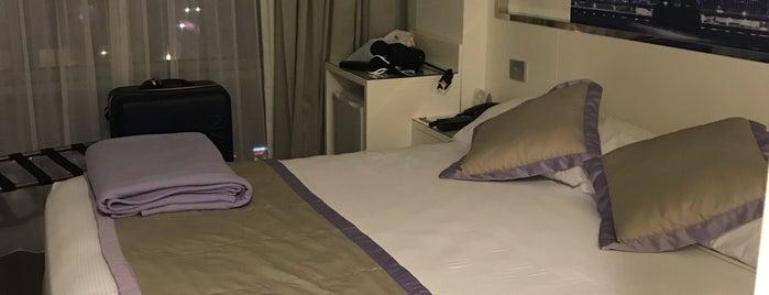 Riu Plaza Times Square Hotel is one of Dicas de Nova York.