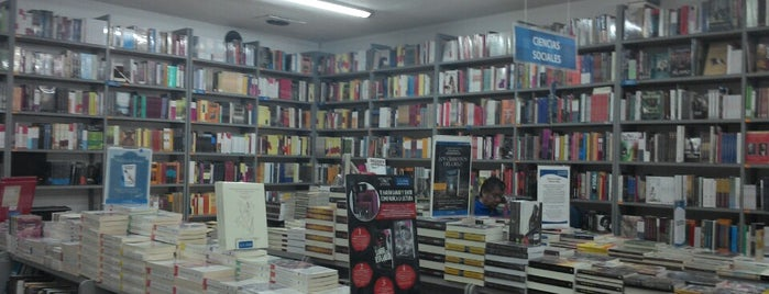 Librería El Sótano is one of Chilango25 님이 좋아한 장소.