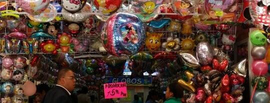 Globos Beto's is one of Tempat yang Disimpan DNNY.