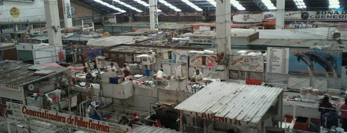 Mercado 16 de septiembre is one of Cosas que amo de Toluca y sus alrededores.