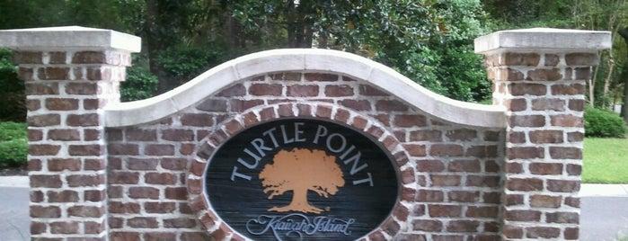 Turtle Point Golf Club is one of Lieux qui ont plu à Katherine.
