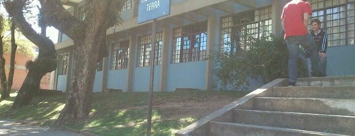 UFPR - Setor de Ciências da Terra is one of UFPR - Centro Politécnico.