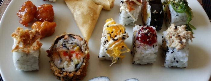 Tokyo Sushi is one of MENU'nun Kaydettiği Mekanlar.