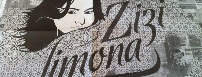 Zizi Limona is one of New York Magazine Cheap Eats '13.
