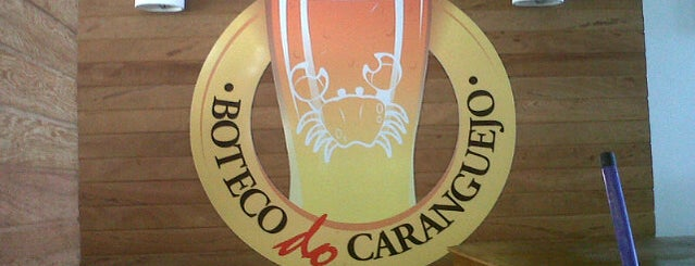 Boteco do Caranguejo is one of Comer e Beber em Salvador.