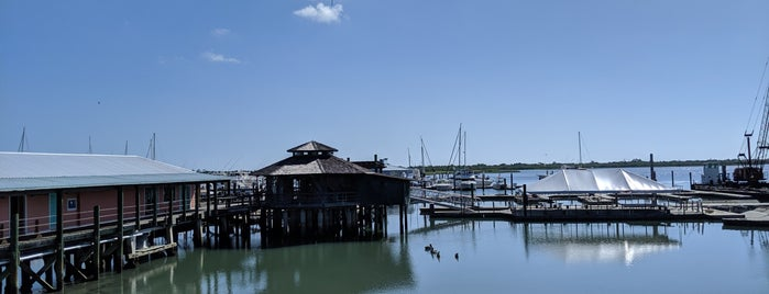 Conch House Marina is one of St Augustine Florida.