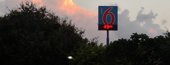 Motel 6 is one of Florida.
