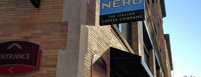 Caffè Nero is one of Boston.