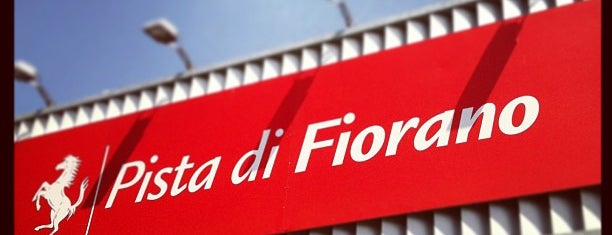 Circuito Automobilistico di Fiorano is one of Michael : понравившиеся места.