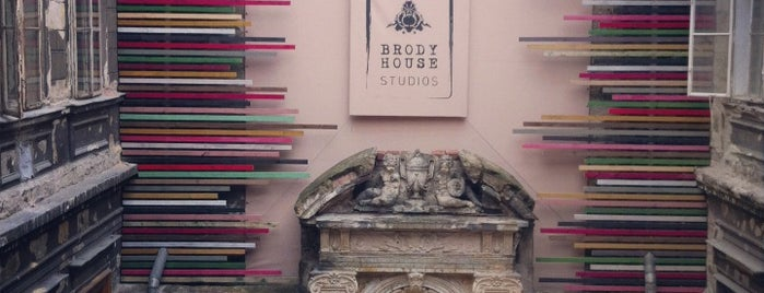 Brody Studios is one of hidden budapest.