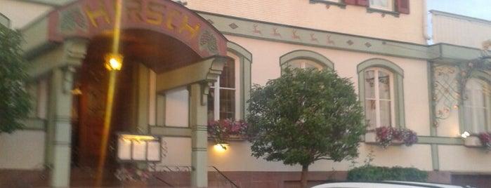 Landgasthof Hirsch is one of สถานที่ที่ Babbo ถูกใจ.