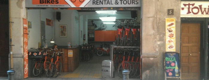 Budget Bikes Rental & Tours Jaume is one of #myhints4Barcelona.