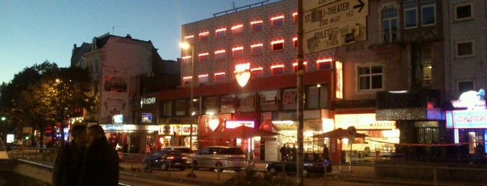Reeperbahn is one of To-visit in Hamburg.