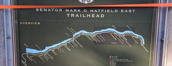 Senator Mark O. Hatfield West Trailhead is one of Posti che sono piaciuti a Crispin.